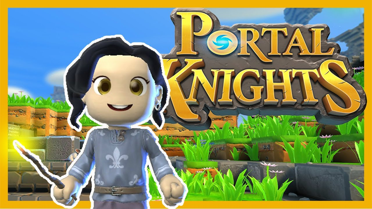 Amy Knights Pics the new minecraft?!   portal knights! ep.1   amy lee33