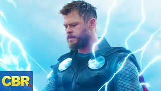 Thor Might Become The All-Father In Marvel Avengers Endgame