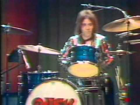 RUSH Working Man early 1974 (John Rutsey on drums).