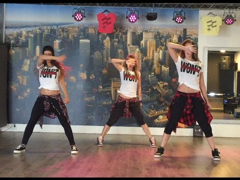 Mandy Jiroux - My Forever - Easy Dance Choreography