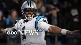 Carolina Panthers' Cam Newton Receives High Praise