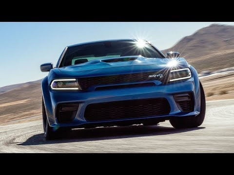 2020 Dodge Charger SRT Hellcat Widebody - Sound, Design & Driving