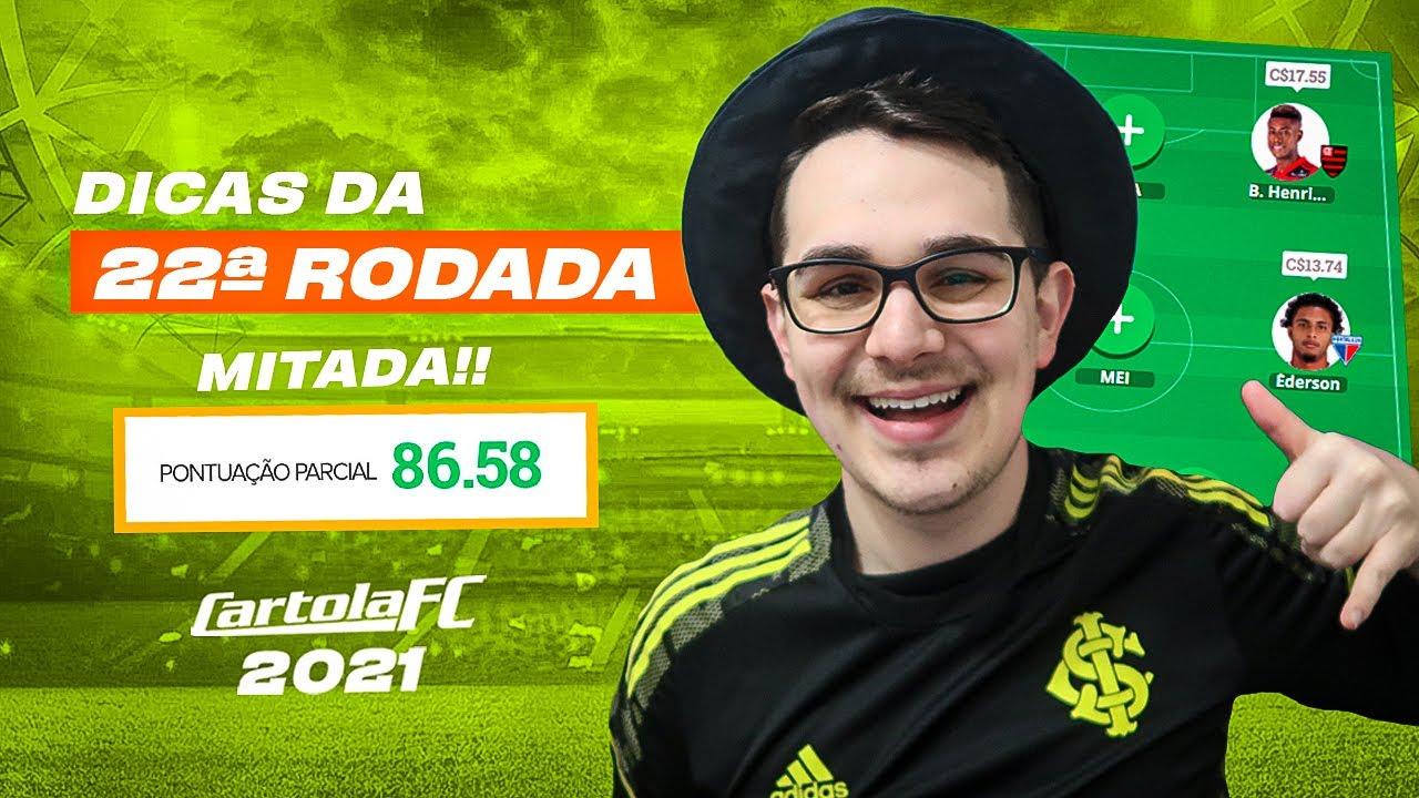 Download DICAS #22 RODADA | CARTOLA FC 2021 | FLAMENGO PRA MITAR OU ZIKAR??
