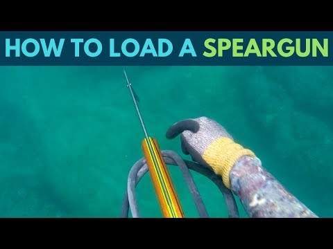 How To Load A Speargun The Right Way!(Hawaii Spearfishing Guide) GIVEAWAY WINNERS!!!