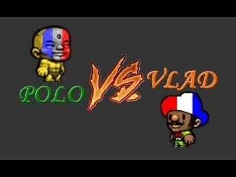 Spelunky French Championship 2018 Trailer, Polo vs. Vlad (English Version)