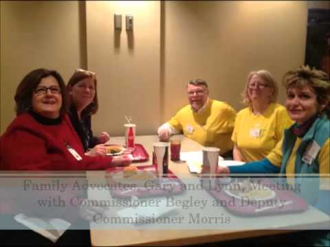 Kentucky IPS NAMI KY Partnership Highlight 2014
