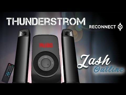 Review of Reconnect thunderstorm wireless music system