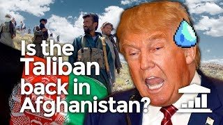 Is the USA losing AFGHANISTAN? - VisualPolitik EN