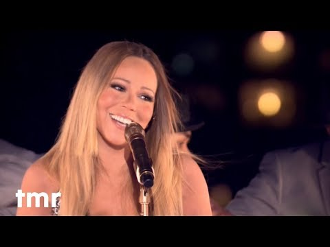 Mariah Carey - Medley of Hits (from New Year's Eve with Carson Daly)