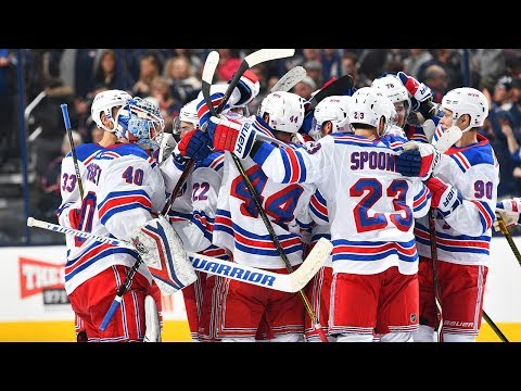 Vesey ends five-round shootout for Rangers win