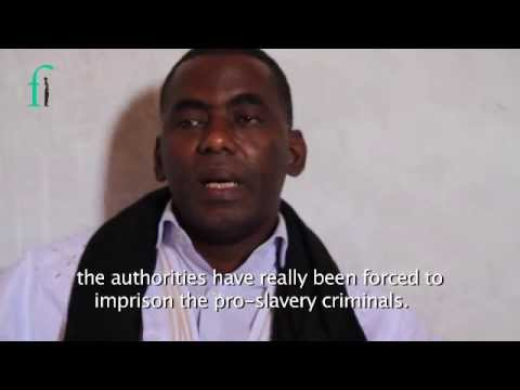 Biram Dah Abeid - Finalist - 2013 Front Line Defenders Award for Human Rights Defenders at Risk
