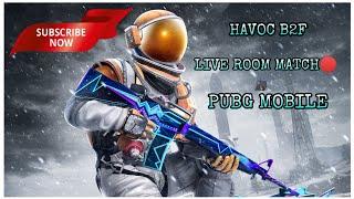 LIVE STREAMING🔴 | pubg mobile  HAVOC B2F❤️