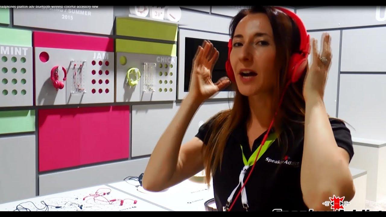 044f0e99737 CES 2015 URBANEARS New Bluetooth wireless Headphones & Colorful Accessories  - SpeakerAddict 2