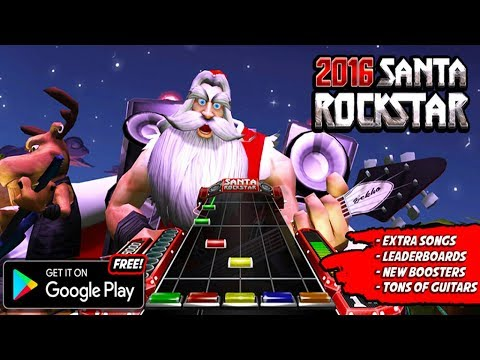 Santa Rockstar [Android/iOS] Gameplay (Tournament Edition)