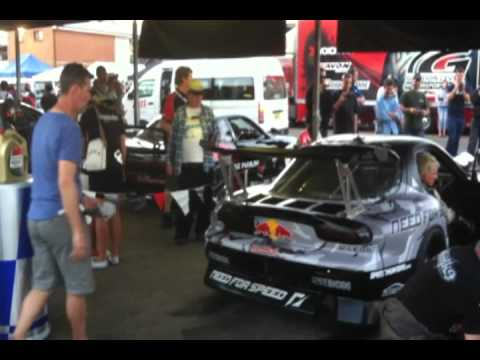 Mad Mike Red Bull Rotor Fd Rx Eastern Creek World Time