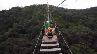 "Toro Verde Adventure Park ""La Bestia"" + ""Toro Salvaje"" Tour Thumbnail"