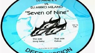 DJ Arne L II vs. DJ Mirko Milano - Borg Baby (Seven Of Nine)