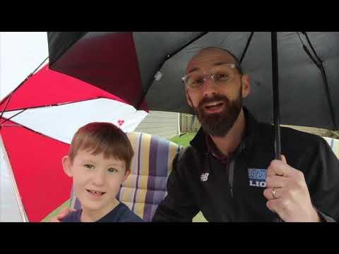 Saint Martin de Porres High School Umbrella Lip Sync Staffulty 2020