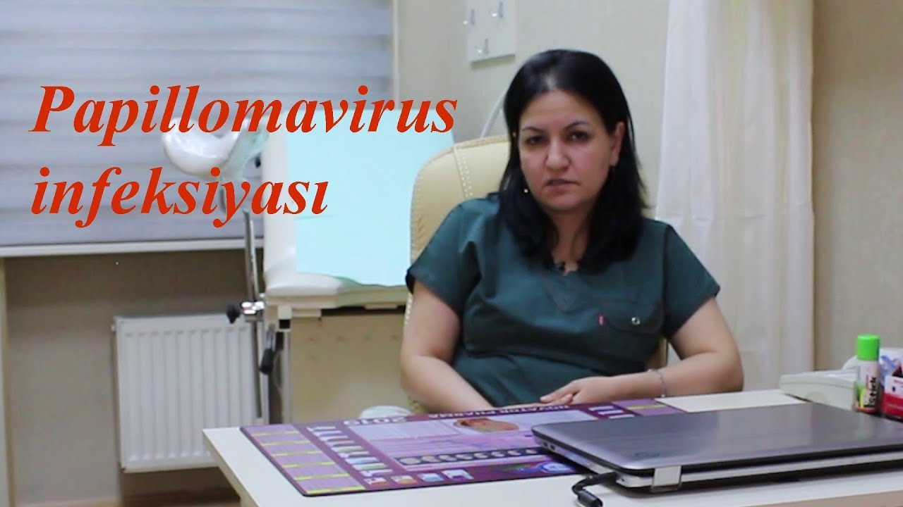 Qadınlarda papillomavirus infeksiyası - genital kondiloma
