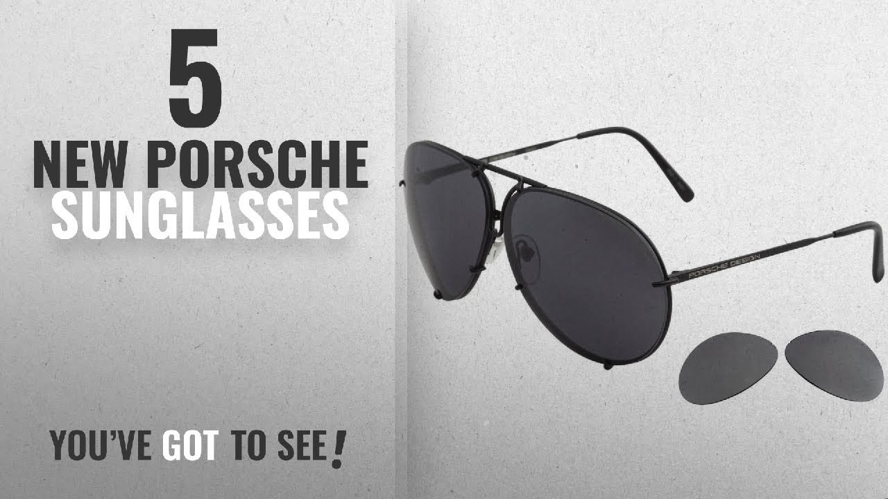 56787a4a09d7 Top 10 Porsche Sunglasses   Winter 2018    Porsche Design P8478 P ...