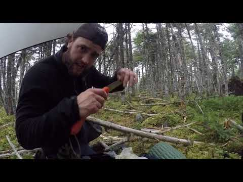 NL Explorer: How To Camp And Have A Fire Enjoyably In The Rain