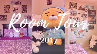 Room Tour 2017 || Basically a Ton of BTS Posters 😅