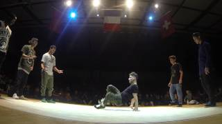 THE RUGGEDS  vs MOROCCO / BATTLE SIXTY ONE - FINAL 2014