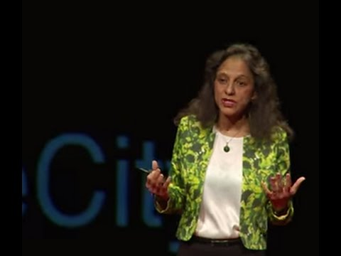 Tapestry Thinking: Weaving Together the Unexpected | Nalini Nadkarni | TEDxSaltLakeCity