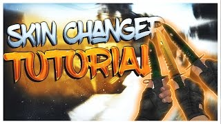 CS:GO Skin Changer Tutorial + Fix Errors & Crashes! [Free Skins/Knifes] 000% SAFE!
