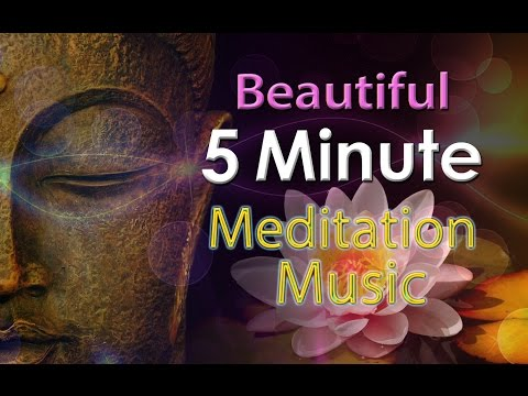 "Beautiful 5 Minute Meditation Music - ""Colors of the Mind"" from Healing Dreams"