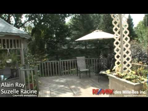 Lassomption Maison Avec 2 Garage Et Bleuetière à Vendre Mls 8515253