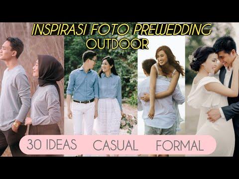 INSPIRASI FOTO PREWEDDING OUTDOOR CASUAL FORMAL GAYA FOTO PREWEDDING MASA KINI PREWEEDING INDOOR 2
