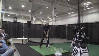 SHAWN LIVE AT THE TORONTO GOLF SHOW
