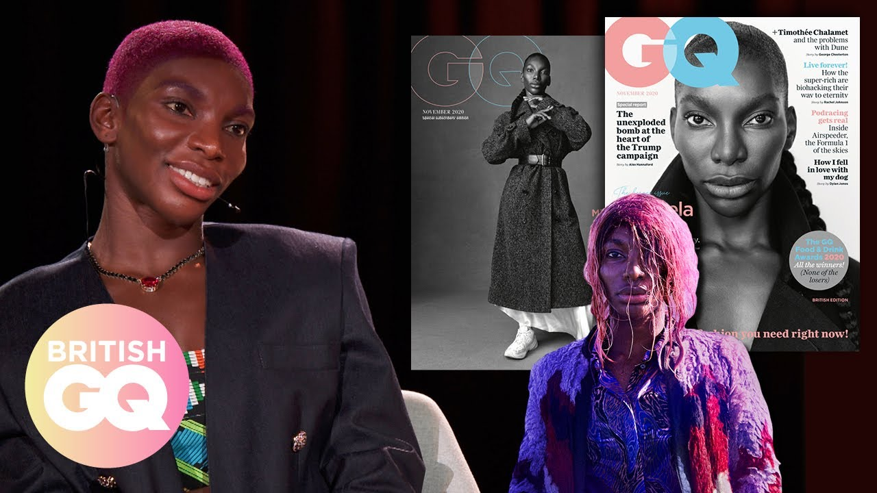 Michaela Coel: 'If you don't show it, it can be erased' | British GQ