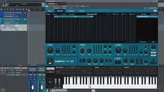 PreSonus—Studio One 4: SampleOne XT