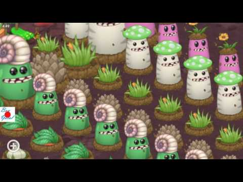 27.04.2017 Today's Play - My Singing Monsters