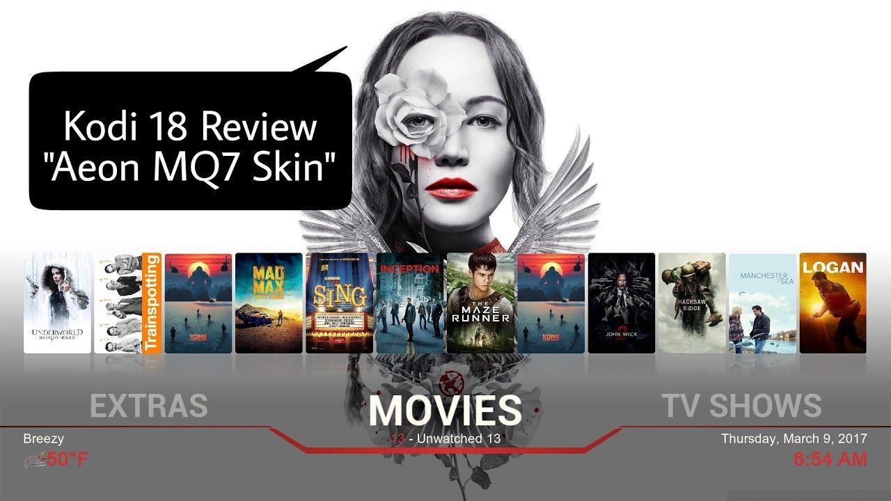 Kodi 18 Review