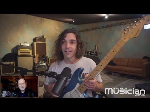 MUSICIANS IN ISOLATION: NATHAN CAVALERI