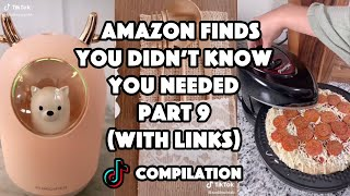 Amazon Finds You Didn't Know You Needed Part 9 (with links) TikTok Compilation