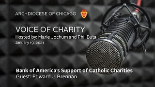 Catholic Charities Voice of Charity Radio Show