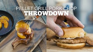 Pork Chop Throwdown