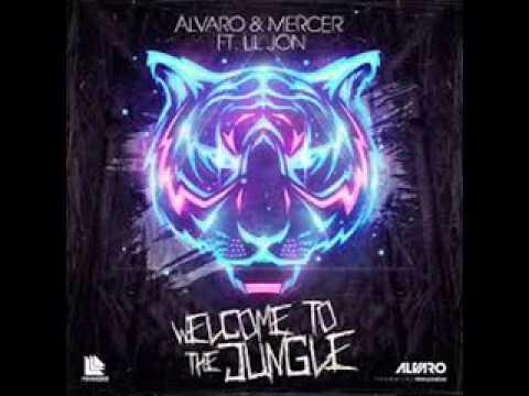 Alvaro Mercer Welcome To The Jungle Vs Lidback Luke Dimitri Vegas (DJ Luis Sampaio Remix)