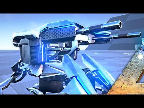 ARK Dev Kit - TEK TURRET, SHIELD GENERATOR CLONING CHAMBER, HYPER CAMBER & MORE ( Gameplay )