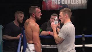White Collar Boxing - The Challenge. Thomas Penrith Vs Kev Richardson - English Title