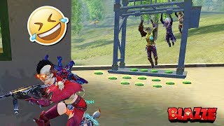 FREE FIRE Funny & WTF MOMENT! #18😱