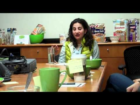 Eating High Fiber Cereal: Attune Foods Breakfast Summit (Ful