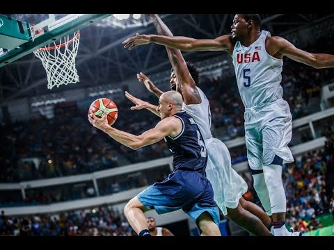 #Rio2016 #TEAMUSA (105) VS ARGENTINA (78) QUARTER FINAL Post-Reaction