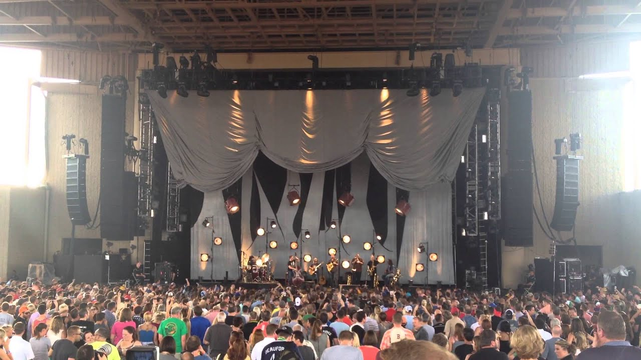 Dave Matthews Band Two Step Acoustic Klipsch Music