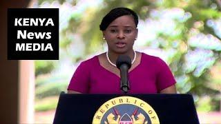 Kanze Dena BRIEFING ahead of President Uhuru Kenyatta VISIT to MOMBASA next Week!!!
