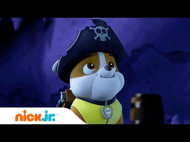 Avonturen in de piratengrot 🏴☠️ PAW Patrol | Nick Jr. Nederlands